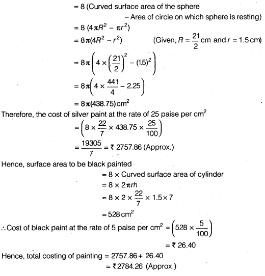 byjus class 9 maths Chapter 13 Surface Areas and Volumes a9 2a