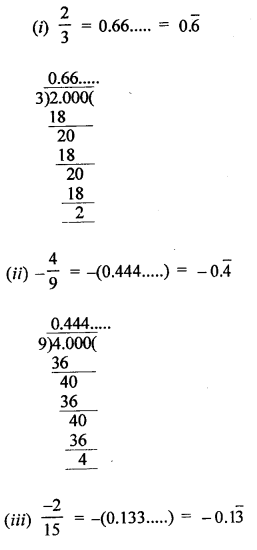 RD Sharma Class 9 Solutions Chapter 1 Number Systems - ex2.2a
