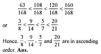 Selina Concise Maths class 7 ICSE Solutions - Fractions (Including Problems)-B4.......