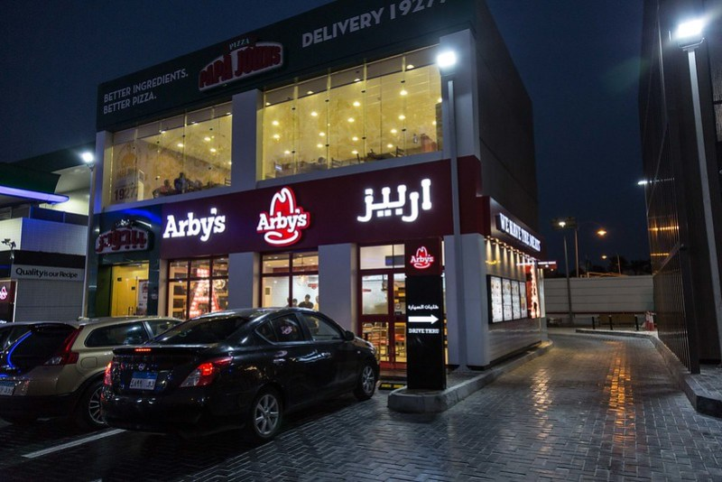 Arby's in Egypt