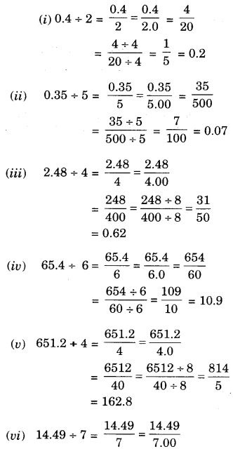 NCERT Solutions for Class 7 Maths Chapter 2 Fractions and Decimals 76