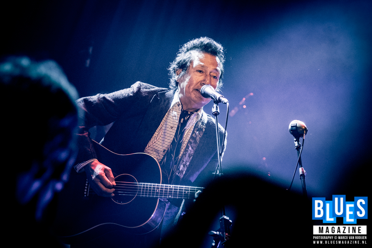 Alejandro Escovedo with Don Antonio @ Ramblin' Roots 2018