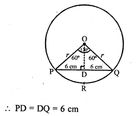 RD Sharma Class 10 Solutions Chapter 13 Areas Related to Circles Ex 13.3 - 2