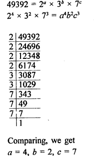 RD Sharma Class 9 Solutions Chapter 2 Exponents of Real Numbers Ex 2.1 - 10