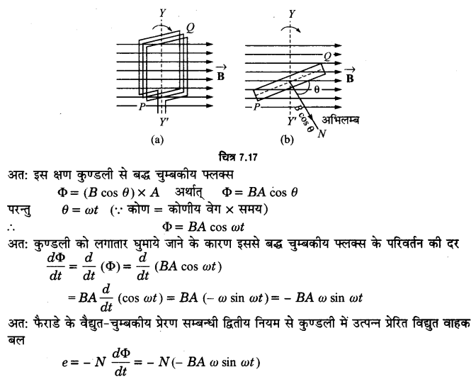 UP Board Solutions for Class 12 Physics Chapter 7 Alternating Current LAQ 2