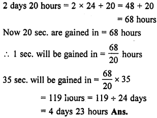 Selina Concise Mathematics class 7 ICSE Solutions - Unitary Method (Including Time and Work)- 7 4a