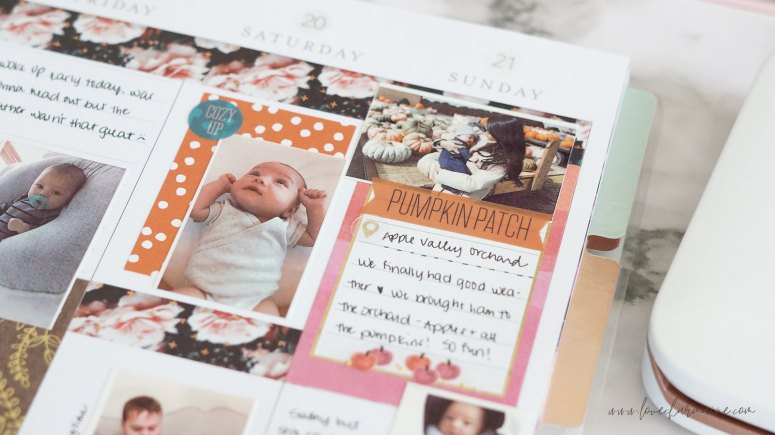 Happy Memory Keeping - How to Create MINI Photos