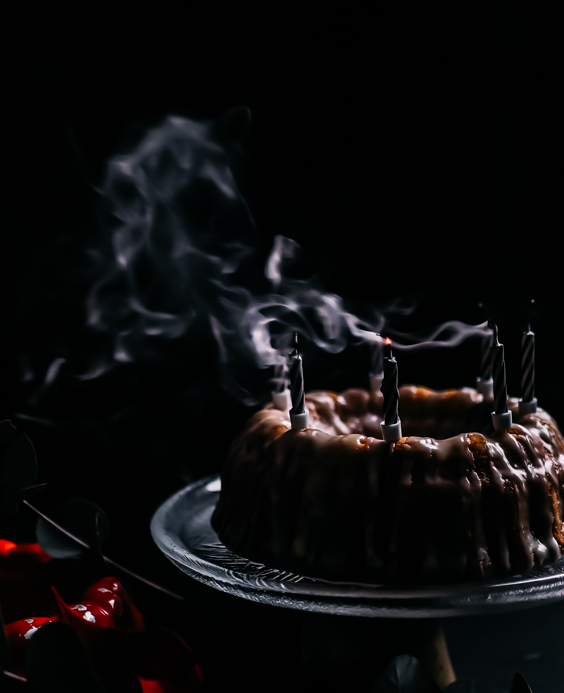 bitter orange cake
