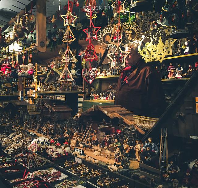 Mercados de Navidad de Núremberg   Christkindlesmarkt