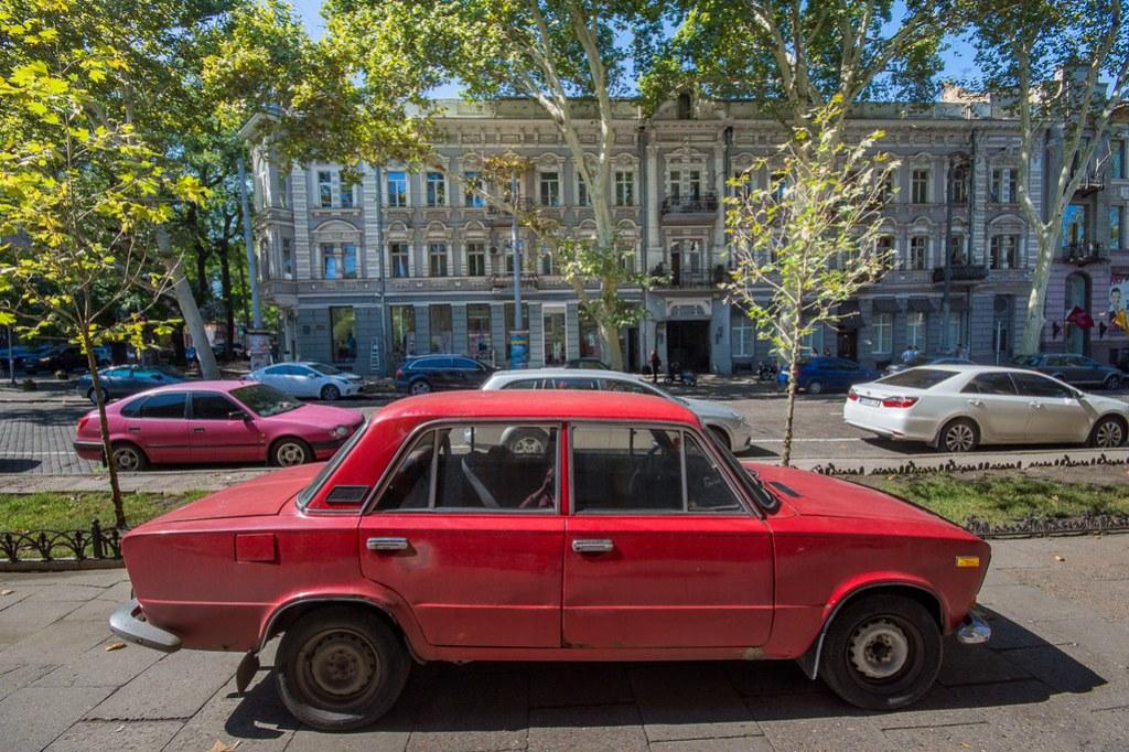 Lada 1500 in Odessa