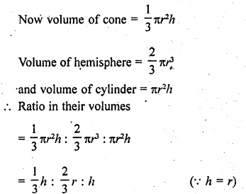 RD Sharma Class 9 Solutions Chapter 21 Surface Areas and Volume of a Sphere Ex 21.2 30