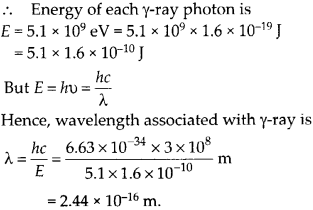 NCERT Solutions for Class 12 Physics Chapter 11 Dual Nature of Radiation and Matter 42