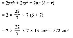 RD Sharma Class 10 Solutions Chapter 14 Surface Areas and Volumes Ex 14.2 17a