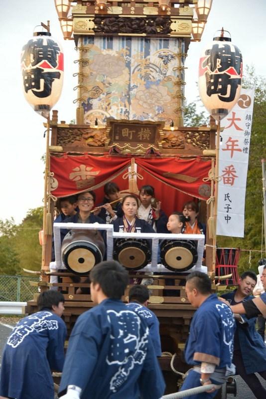 佐倉の秋祭り 30