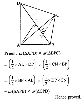 RD Sharma Solutions Class 9 Chapter 14 Quadrilaterals
