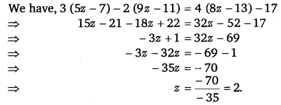 NCERT Solutions for Class 8 Maths Chapter 2 Linear Equations In One Variable 64