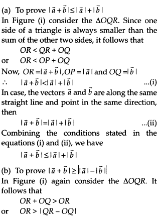 NCERT Solutions for Class 11 Physics Chapter 4 Motion of plane 1