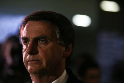 Si se confirma el vínculo de la campaña de Bolsonaro con los actos ilícitos, el ultraderechista puede ser declarado inelegible por 8 años - Créditos: Fábio Rodrigues Pozzebom/Agencia Brasil