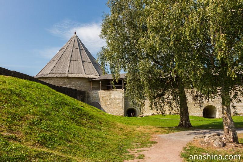 Климентовская башня, Староладожская крепость, Старая Ладога