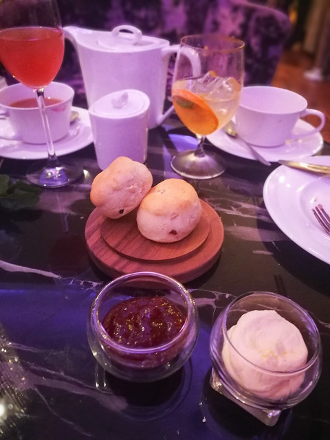 Celtic Manor Mulberry Bar Afternoon Tea