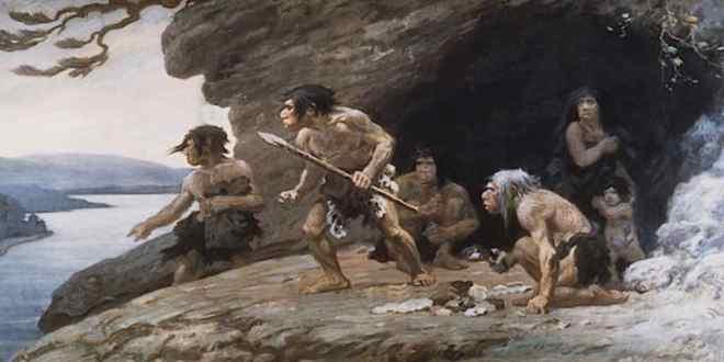 Néandertaliens-utilisaient-leurs mains-comme-des-tailleurs