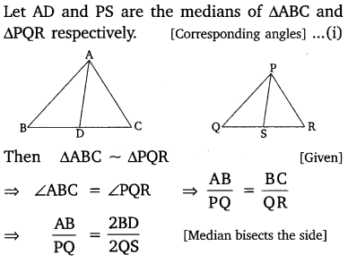 NCERT Solutions for Class 10 Maths Chapter 6 Triangles 61