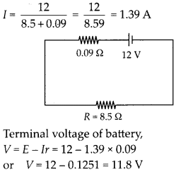 byjus class 12 physics Chapter 3 Current Electricity 23