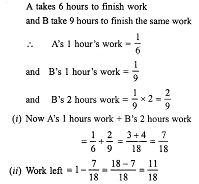 Selina Concise Mathematics class 7 ICSE Solutions - Unitary Method (Including Time and Work)-c4