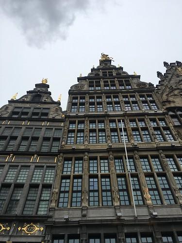 Edificio gremial