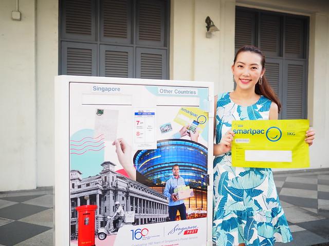 Jacelyn Phang - Singpost Blogpost (Singapore Blogger)
