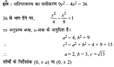 UP Board Solutions for Class 11 Maths Chapter 11 Conic Sections 11.4 3