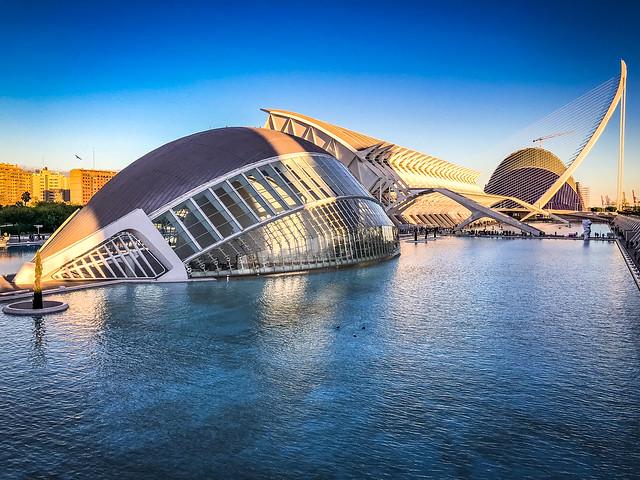 Valencia_City of Arts & Sciences