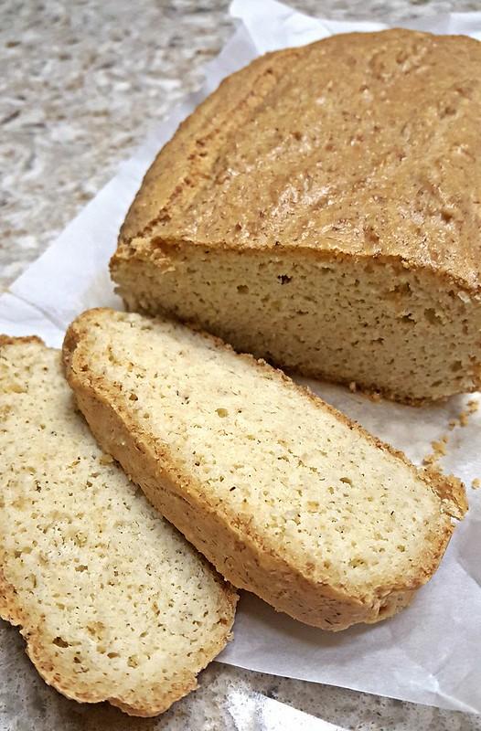 Gluten Free Almond Flour Bread