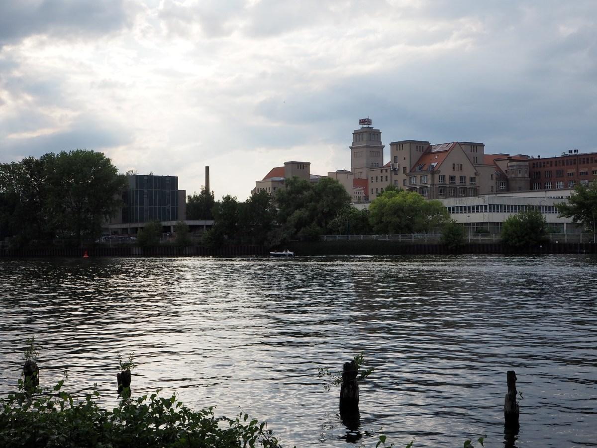 Verschlafene Träume - Spree (Berlin)