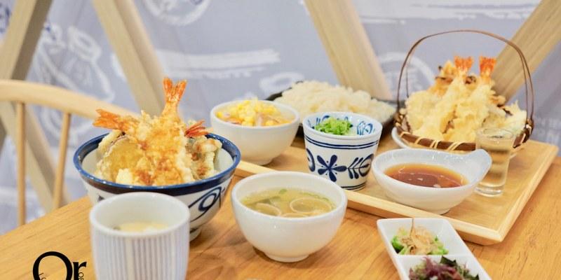北車美食|不必搭飛機就能吃到日本國民級天丼,小資美食首選,天丼てんや TendonTenya 台灣首店