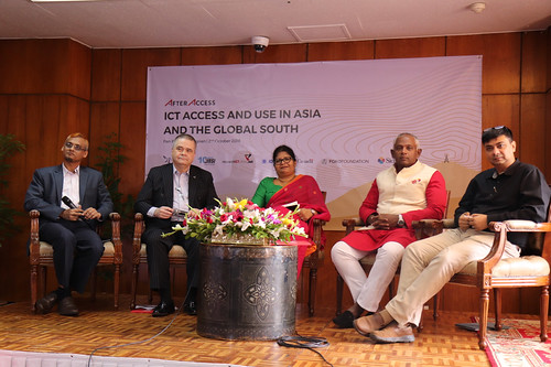AfterAccess Asia report launch in Dhaka - October 2018
