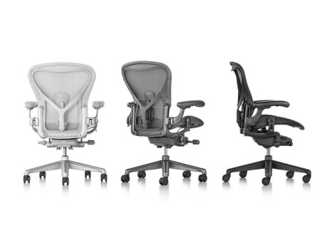 ผลการค้นหารูปภาพสำหรับ Aeron Chair คือ