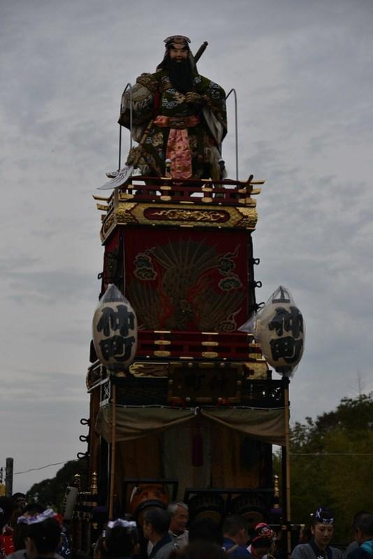 佐倉の秋祭り 09