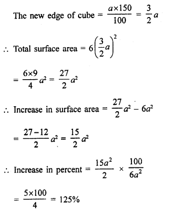 RD Sharma Class 9 PDF Chapter 18 Surface Areas and Volume of a Cuboid and Cube