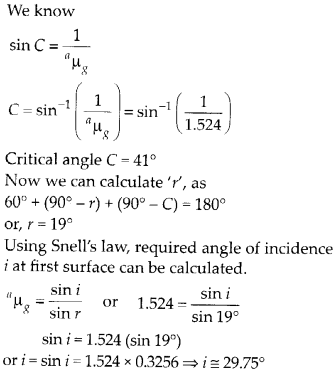 NCERT Solutions for Class 12 Physics Chapter 9 Ray Optics and Optical Instruments 57