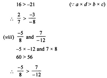 Selina Concise Mathematics class 7 ICSE Solutions - Rational Numbers-b3...........