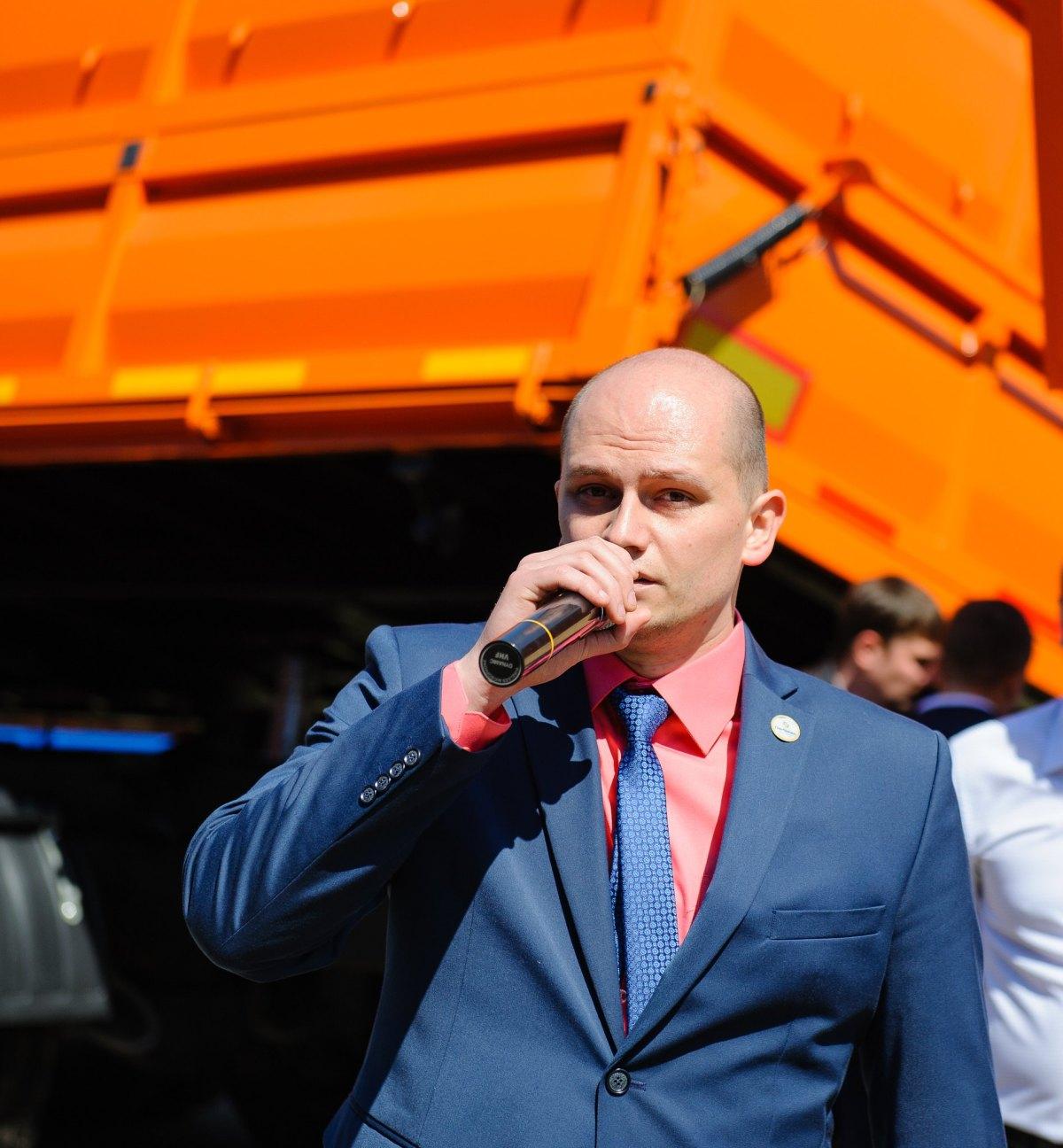 Илья Демченко, главный конструктор завода «СтавПрицеп»