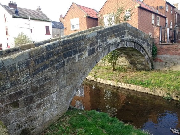 Packhorse Bridge - Stokesley