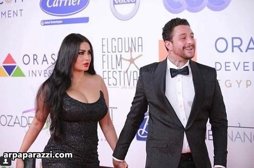 صور زوجة احمد الفيشاوي المثيرة (1)