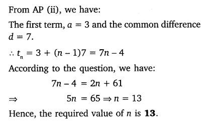 NCERT Solutions for Class 10 Maths Chapter 5 Arithmetic Progressions 38