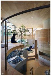 Contoh 11 Desain Rumah Dengan Plafond Ruangan Tinggi