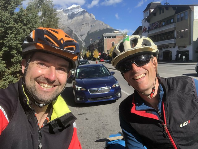 Great Divide MTB Route