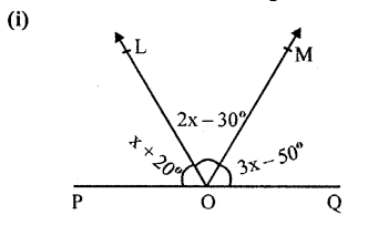 Selina Concise Mathematics Class 6 ICSE Solutions - Properties of Angles and Lines (Including Parallel Lines)-r7