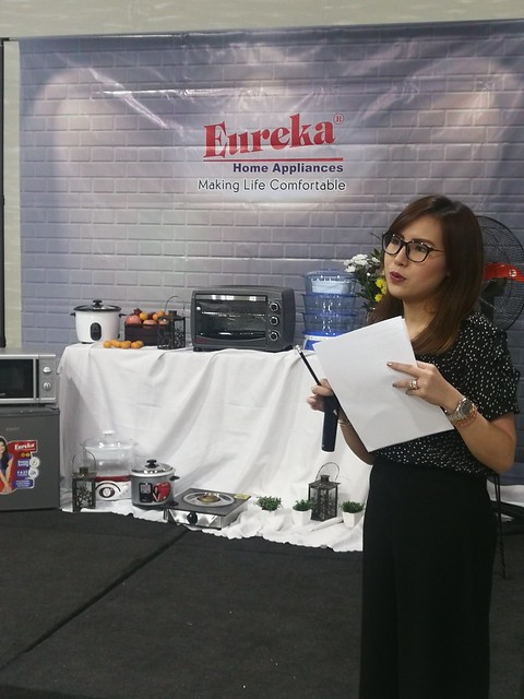 Eureka appliances
