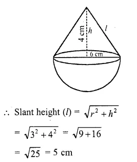 RD Sharma Class 10 Solutions Chapter 14 Surface Areas and Volumes Ex 14.2  4